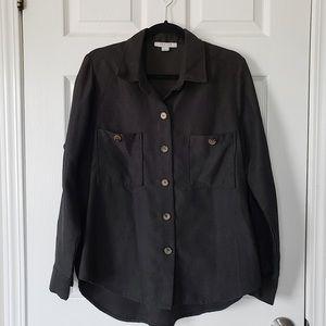 Vintage - Button-up Collar Shirt